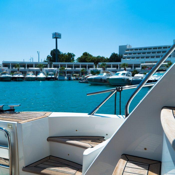 Yacht Docked